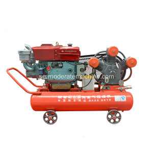 Diesel Drive Mini Air Compressor
