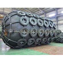 Las defensas de goma de Yokohama fabricadas cumplen con ISO 17357 y están certificadas por Lr, ABS, CCS.