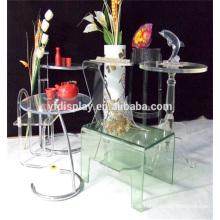 Wohnmöbel für Acryl Stuhl und Tisch