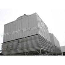 Newin baixo ruído grande torre de resfriamento de fluxo de contador (NST-1400H / M)