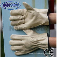 NMSAFETY leather driver gloves