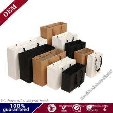 Wholesale Kraft Paper Bags, Gift Paper Bags, White Cardboard Bags, Gifts Bag, Handbag with Handle