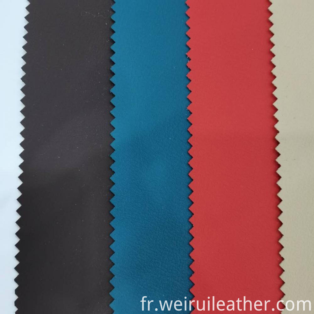 Strong Waterproof Pvc Leather