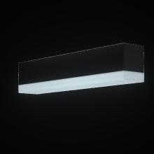 Luz de tubo linear 6w + 14w para cima e para baixo