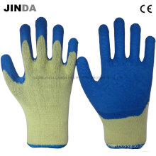 Industrial Safety Latex Coated Gloves (LS012)