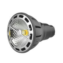 7W Estereo COB Reflector regulable GU10 Base LED PAR20 (LS-P707-A-BWW / BW)