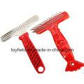 Cão Grooming Cleaner Brush Pet Comb