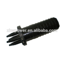 FTTH Waterproof Dome type 2in2out 24 48 96 cores fiber Optic cable Splice Closure
