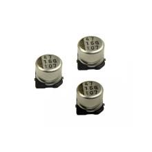 226m 6.3-25 SMD de 25V aluminio condensador electrolítico de 105 c (paquete de munición)