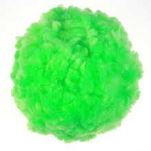 Jumbo Craft Pompom top yeşil