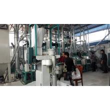 20-30tpd trigo / máquina de molino de harina de maíz / fresadora