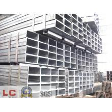 Tuyau d'acier carré / rectangulaire mécanique et structurel