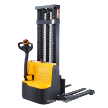 Xilin electric pallet stacker lift 2200lbs 98inch full electric stacker
