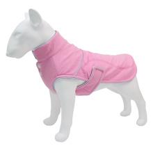 oem dog warm jacket winter clothes comfortable clothes soft dog coat