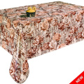 Pvc Impreso mesa cubre encimeras Point Table Linens
