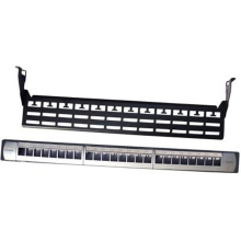 24-Port-Patch-Panel leere Shenzhen-Patch-Panel