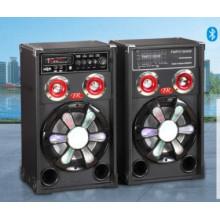 Профессиональный спикер 2.0 Bluetooth FM-динамик Tp-02