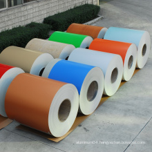 Colorful Aluminum Coil for Insulation Sandwich Panel ACP