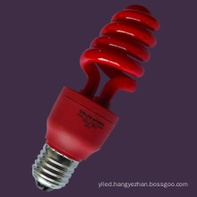 Color Half Spiral Energy Saving Bulbs 13W