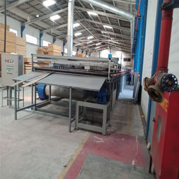 Shine Best Drying Venner Roller Jet Maschinen