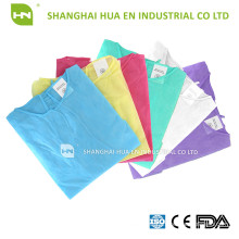 dental disposable isolation gown