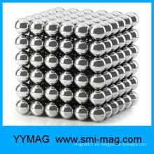 Neodimio 5mm bolas magnéticas