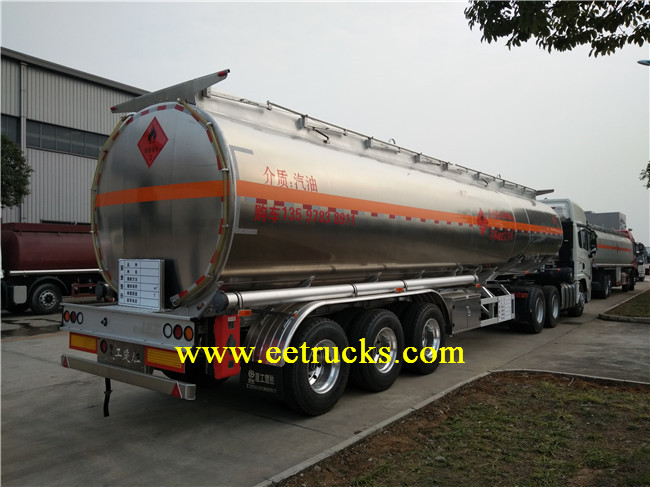 Gasoline Semi Trailers