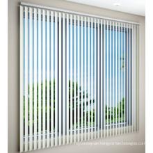Window Treatment 89 mm Width Polyester Fabric Window Vertical Blind