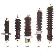 Фарфора отводчик тока молнии (3 ~ 36KV)