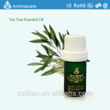 Reine gesunde Aromatherapie 5ml Teebaum ätherisches Öl