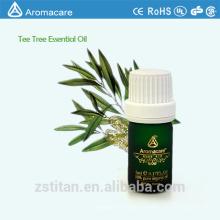 Pure healthy aromatherapy 5ml tea tree essential oil