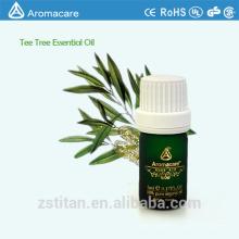 Чисто здоровый ароматерапия 5мл эфирное масло чайного дерева