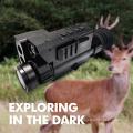 Военный охотничий прицел ночного видения с объективами 35