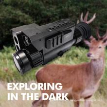 Mira militar de visão noturna para caça com 35 lentes