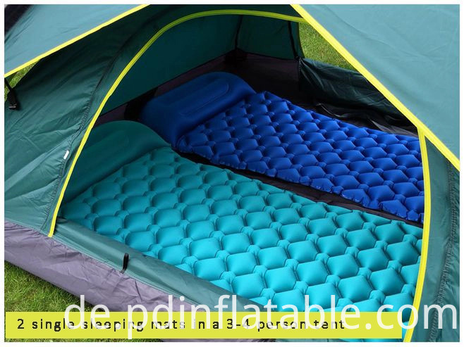 Self Inflating Camping Sleeping Pad