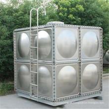 Tanque de armazenamento de aço galvanizado flexível da água do fogo do preço do tanque de água da fonte direta da fábrica