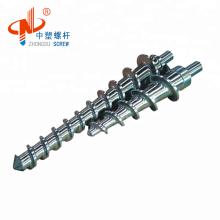 Barril de parafuso de borracha de alimentação fria para extrusão de fio de PVC