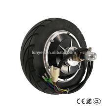 "24v 200w 250w 300w 9 inch 9"" Gear Brushless Hub Motor For Farm Transport Scooter"