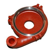 Boîtier de pompe à fonte en fonte de résine
