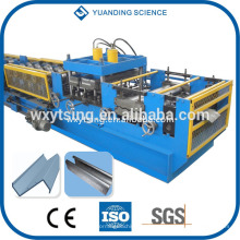 Pasó CE e ISO YTSING-YD-0761 CZ intercambiables purlin máquina, CZ rodillo purlin formando la máquina