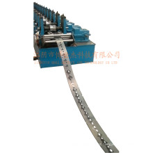 Q235 Zink 420 C Channel Beam Roll formando máquina de fazer Qatar
