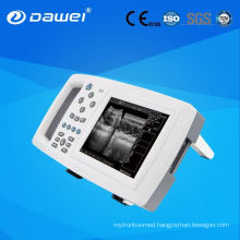 DW-600 animal handheld ultrasound scanner & ecografo