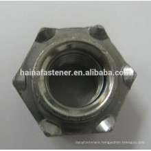 non-standard Weld Nut, Stainless Steel Weld Nut,hexagon Welt Nut/square weld nut with dog point