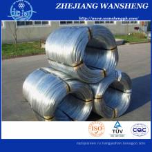 0,9 мм-3,15 мм оцинкованная стальная проволока / армирующая проволока Китайский поставщик