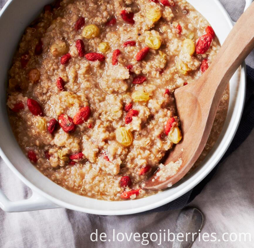 hot oat quinoa cereal