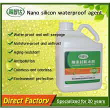Imperméabilisant à l'eau nano de silicone organique pour l'imperméabilisation de pierre de coupe de saphir bleu