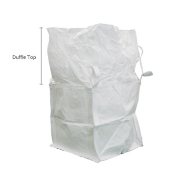 Duffle Top U-panel Jumbo tas