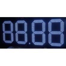 18 Zoll 88,88 Gas Preis LED Display