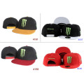 Fashion Hiphop Monster Skateboard Snapback cap and hat Bulls snapback Ymcmb dope caps flat brim snapback cap