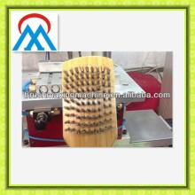 Escova de fio de aço de alta velocidade automática quente do CNC da venda 2014 que faz a máquina